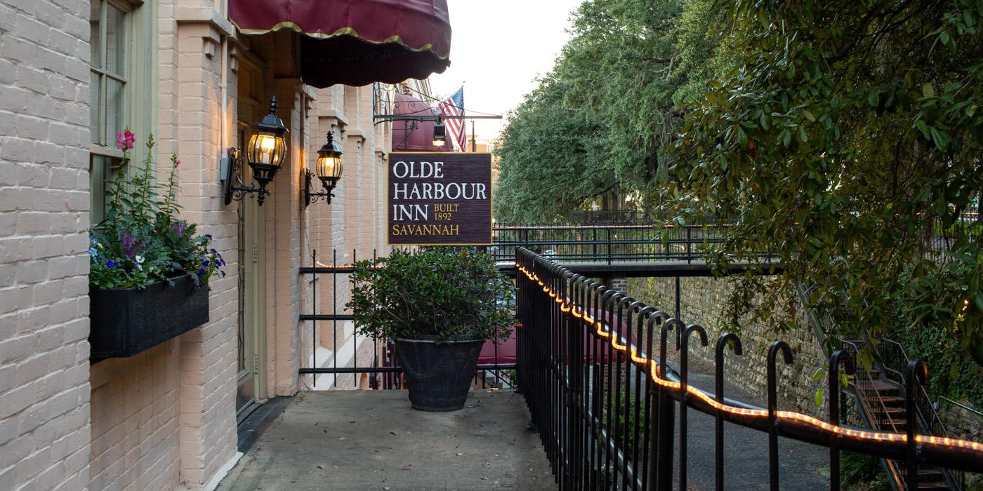 Olde Harbour Inn in Savannah