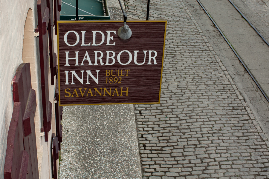 Olde Harbour Inn Savannah boutique hotel