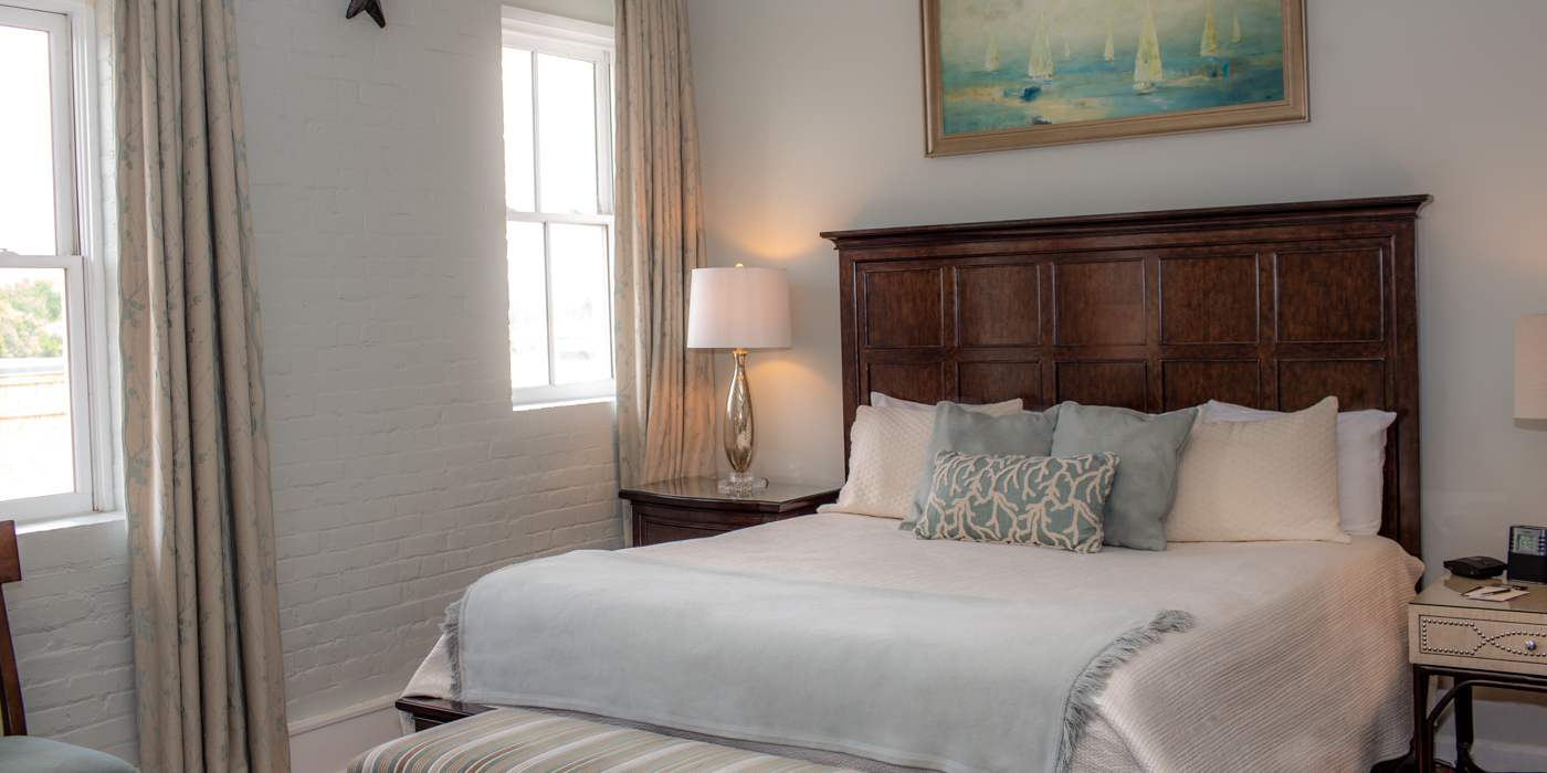 Guest Rooms and Suites in Savannah, Georgia