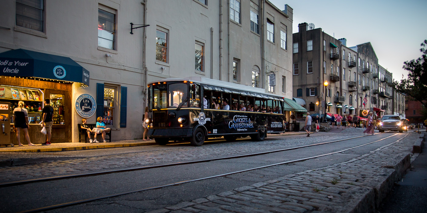 Haunted Hotels in Savannah, GA