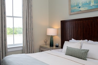 River View Suite at Olde Harbour Inn